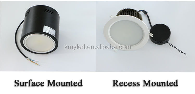 60w 80w 100w Led Cob Surface Mounted Downlight For Office,Cafe ...