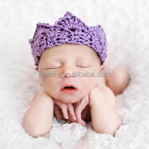 auf das neue Baby kronkorken 8 farben hand häkelgarne haarband ...