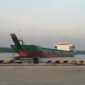 Big China indonesia container vessels teu Self Propelled Barges LPG (LCT  type)cargo vessel sand carrier for Sale charter