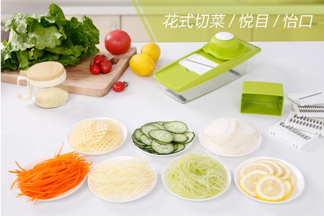 Plastik Sayuran Chopper Manual Slicer Mandolin Buy Shule Plastik