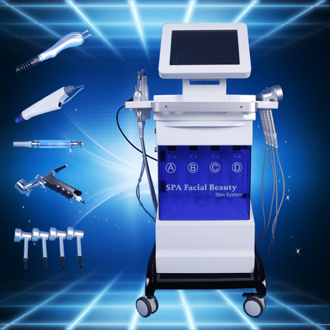 Water Dermabrasion /hydra Diamond Microdermabrasion Machine/spa Facial Cleaning Machine