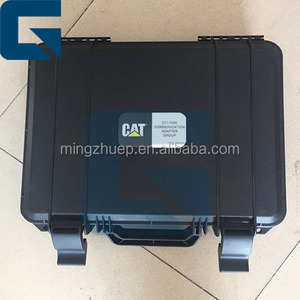 Excavator Diagnostic Tool For CAT ET3 Communication Adapter Group 317-7485