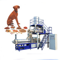 Good sale long performance pet puppy animal dog food machinery