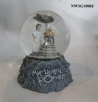 Souvenir Resin Craft Glass Snow Ball Glass Ball Souvenir - Buy ...