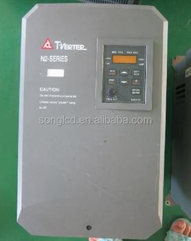 T-verter Inverter N2-series N2 380v 11kw N2-415-m3 N2-415-h3 Used ...