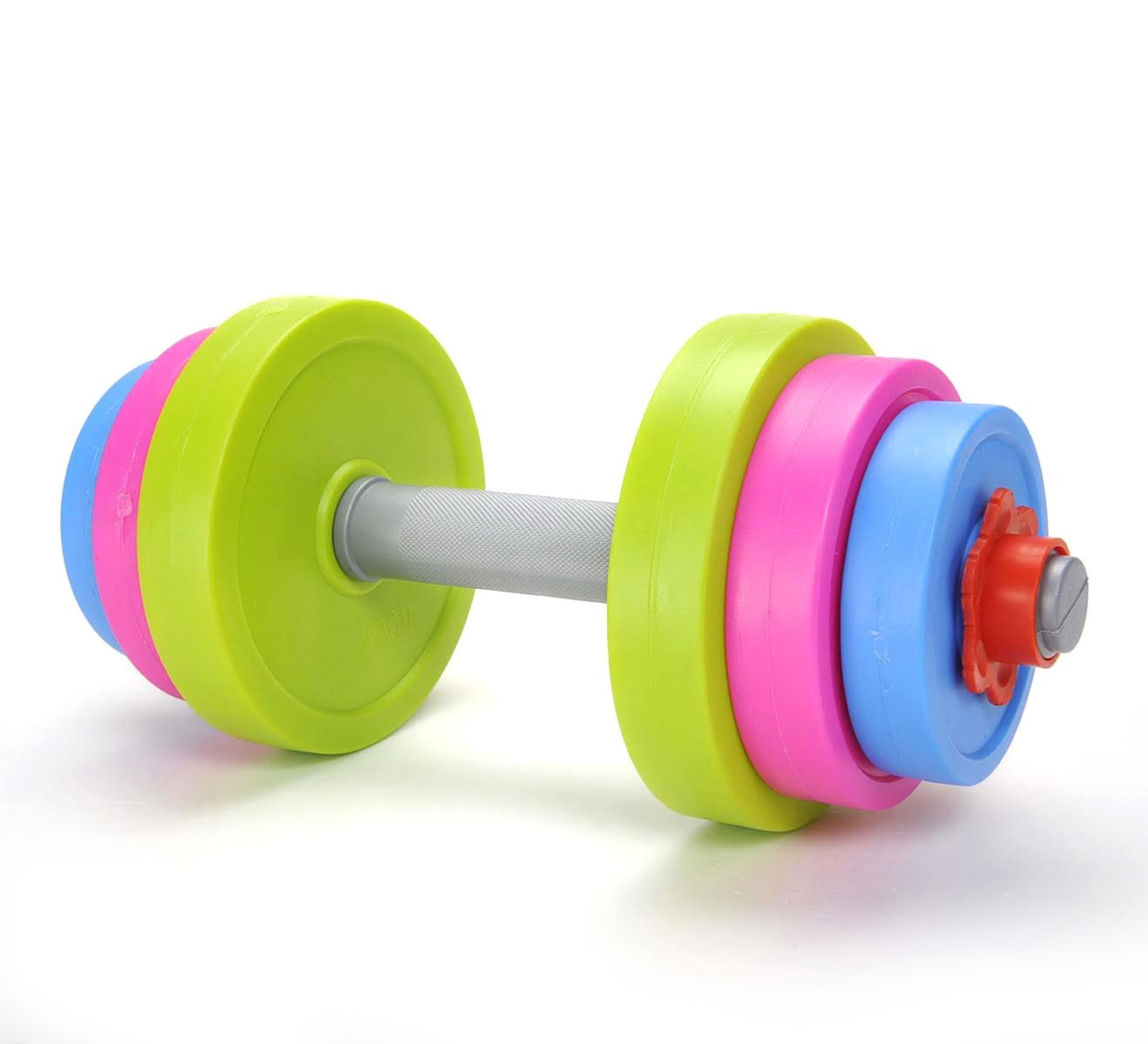 CHIMAERA Adjustable Dumbbell Toy Set for Kids