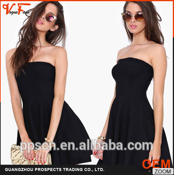 New arrival Stock supply halterneck Backless sexy fashion women dress with latest design