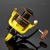 dam quick fishing reel
