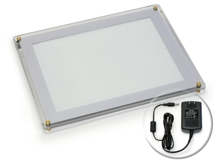 a4 tattoo ultra thin led stencil tracing light box. Black Bedroom Furniture Sets. Home Design Ideas