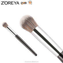 Small powder cosmetci kits paint makeup brushes manufacturers china