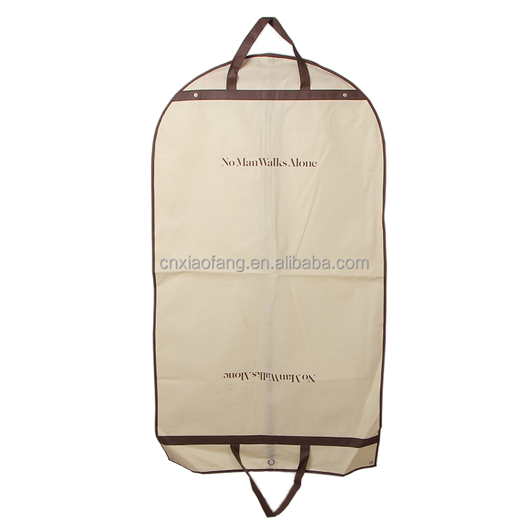 light weight cheap non-woven garment bag/cheap non-woven garment bagg/non-woven garment bag