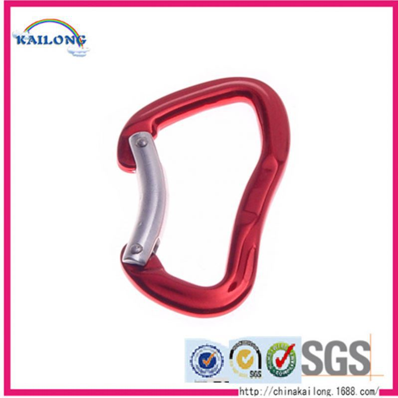 China Wholesale Black Diamond Oval Quick Link Carabiner