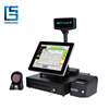 Fanless 15 inch Touch Screen restaurant pos all in one pc