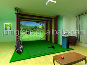 Hot sell Indoor Screen Golf Simulator