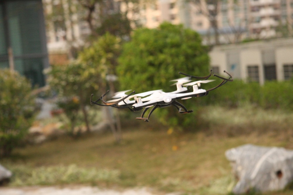 SHENZHEN factory 4CH 6-Axis gps android wifi quadcopter