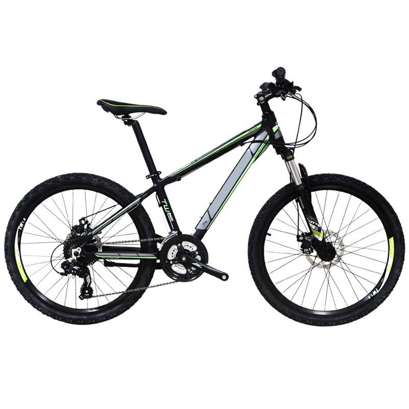 Bicicleta De Montaña Tw2400 24 Velocidades De Aleación De Aluminio ...