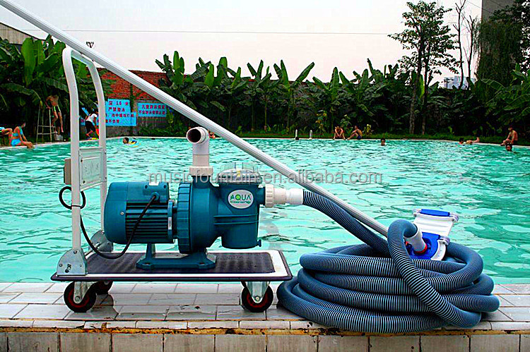 Most Popular Portable Automatic Swimming Pool Robot Vacuum Cleaner Buy Automatic Pool Cleaner