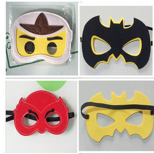 Custom designed high quality low price kids mask.