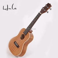 China made guitars of Saga produce mahogany ukulele , RU-35