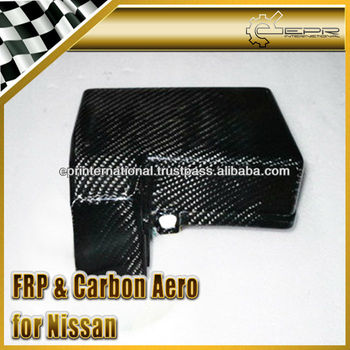 For Nissan Skyline R33 Gtr Gtst Carbon Fiber Fuse Box Cover - Buy ...