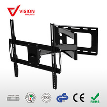 "VMP23S F06 Fixed telescoping tv wall mount for 23""-55"""