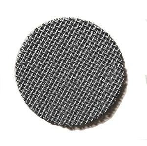 5 layer 3 micron mesh sintered plate filter for Fluidized Bed