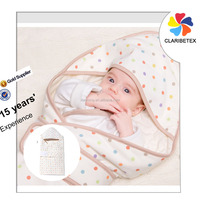 wholesale new design cheap summer stroller new born baby quilted sleeping bag\baby blanket