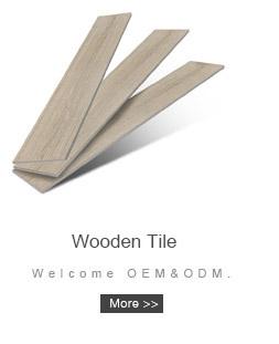 Pas cher bois d'acacia terrasse en céramique carreaux