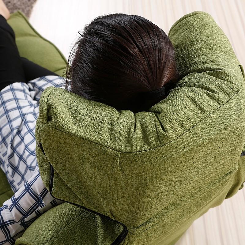 japanischen tatami klappsofa faltbare sofa mit reclining kopfst tze f r wohnzimmer wohnzimmer. Black Bedroom Furniture Sets. Home Design Ideas