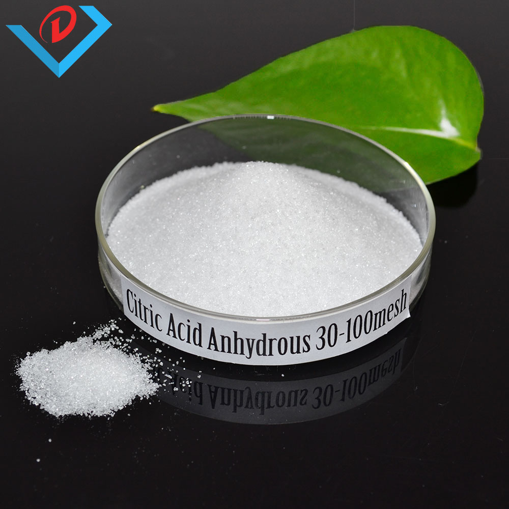 C6H8O7 MF food grade acidity regulators citric acid anhydrous