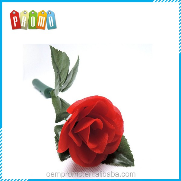 China Supplier Wedding anniversary decorative color changing led rose