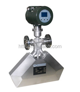 Touch Screen Liquid LPG Coriolis Mass Flow meter