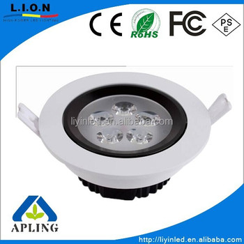 Led Bathroom Downlight 3w/7w/10w/15w/20w Cob Ceiling Light With ...
