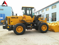 SDLG 936 front wheel loader used for quarry wih 1.8 CBM bucket,SDLG LG936L shovel loader