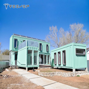 Customized China Prefabricated Homes Movable Houses with conex box homes & Customized China Prefabricated Homes Movable Houses With Conex Box ...