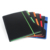 Calculator and paper multifunction colorful custom promotional high quality  leather notebook as gift