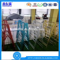 Factory OEM wardrobes bedroom aluminum Laundry clothes drying rack