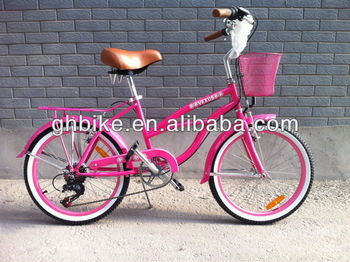 20 Inch Pink Kitty Girl Beach Cruiser Bike Buy 14 Inch Girls