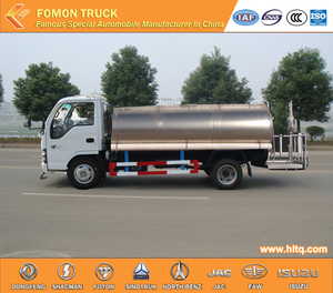 Factory Direct Hot Sale Japan 100P 4x2 stainless steel water tank pump truck