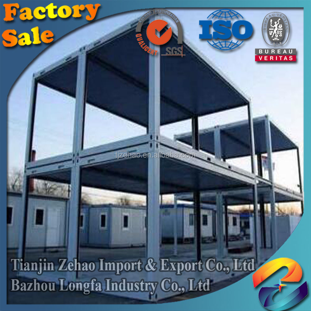 Hight Quality Prefab Living Container House From Zehao Company
