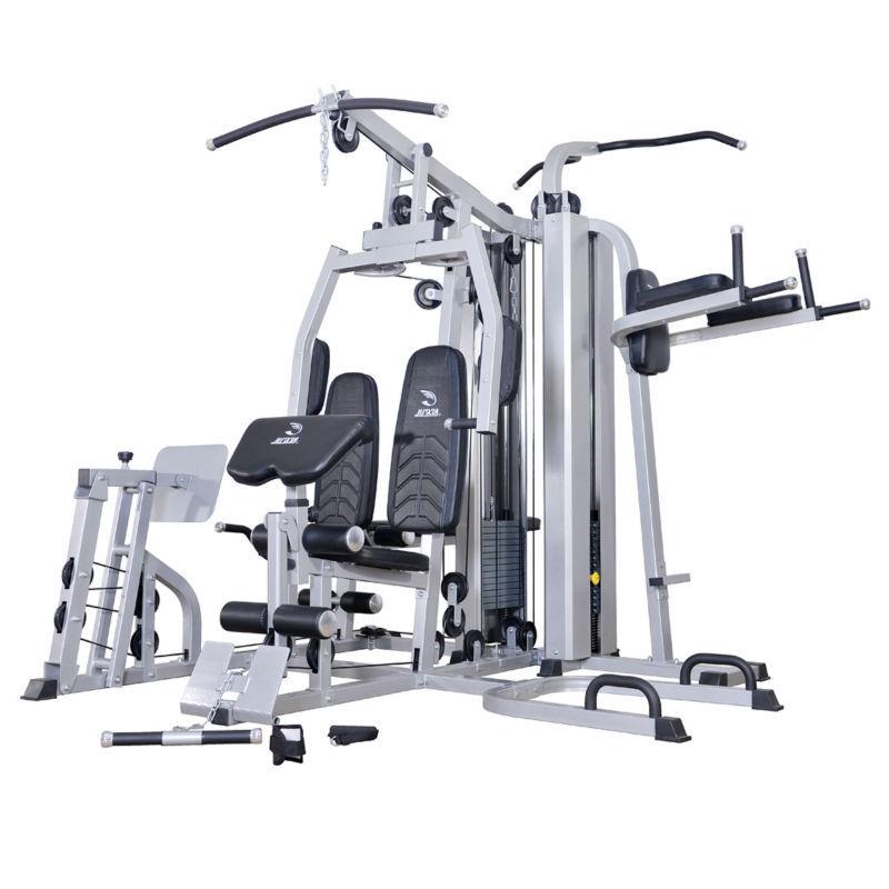 Luxury Multi Station Home Gym Equipment