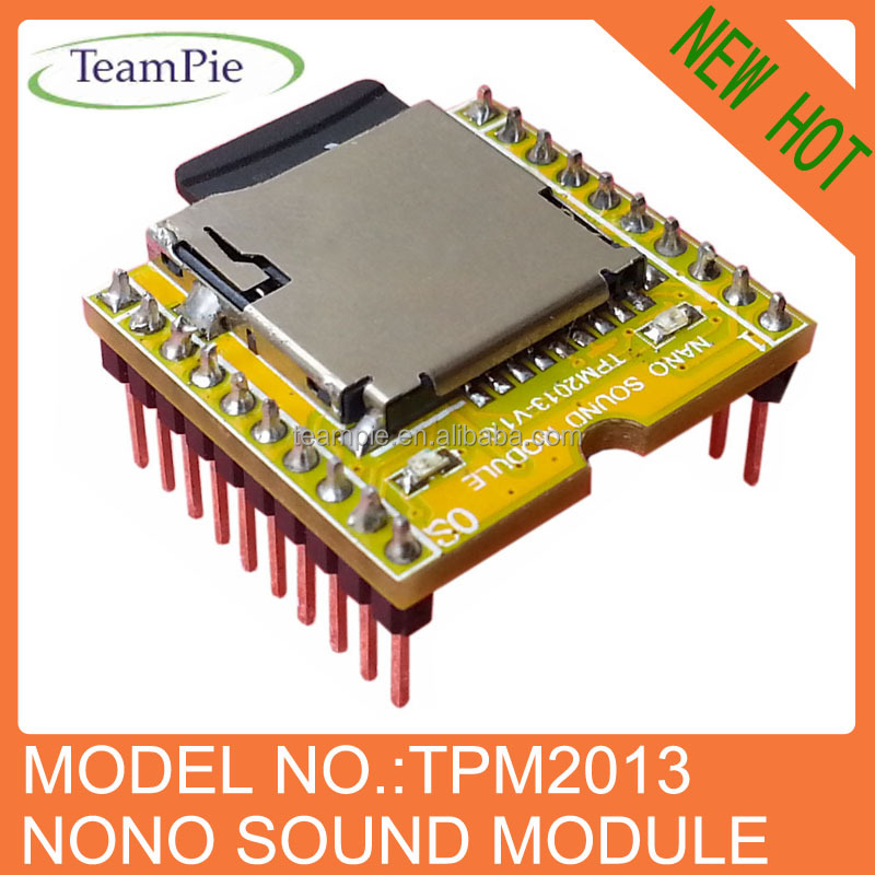 Micro sd card player sound modules