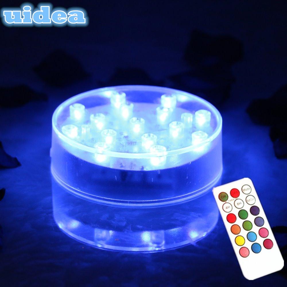 Vase de base e lampadaire lumière blanc LED événement de mariage parti pièce maîtresse