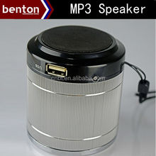 newest super bass wireless mp3 speaker for cellphone/tablet