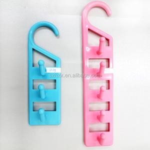 Bathroom hanging hook/door clothes hanger/plastic clothes hook