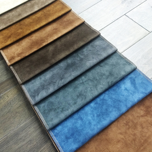 Upholstery Fabric Suede Car Seat Fabric,Stretch Car Polyester Suede Cloth Fabric For Sofa,Faux Suede Fabric