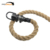 Power Training Gym Climbing Rope with Hook