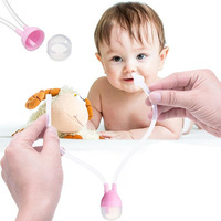 China Supplier Baby Care Products High Quality Portable Baby Nasal Aspirator For Baby