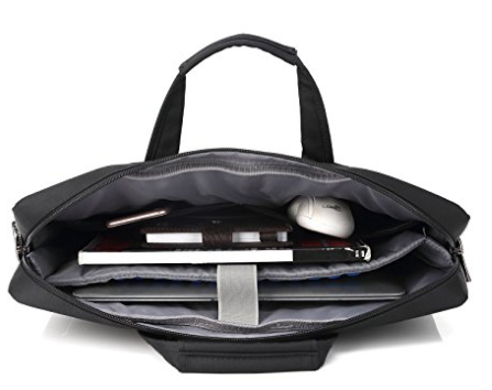 Factory OEM waterproof nylon computer laptop messenger bag for men