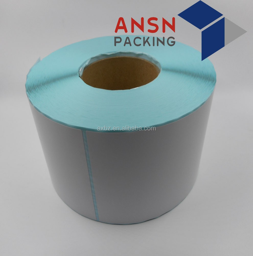 "Direct Thermal , 4""x6"", 8 Rolls of 1000 <strong>Labels</strong>"